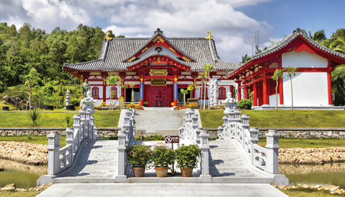 Chinese-house