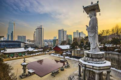 Seoul-skyline