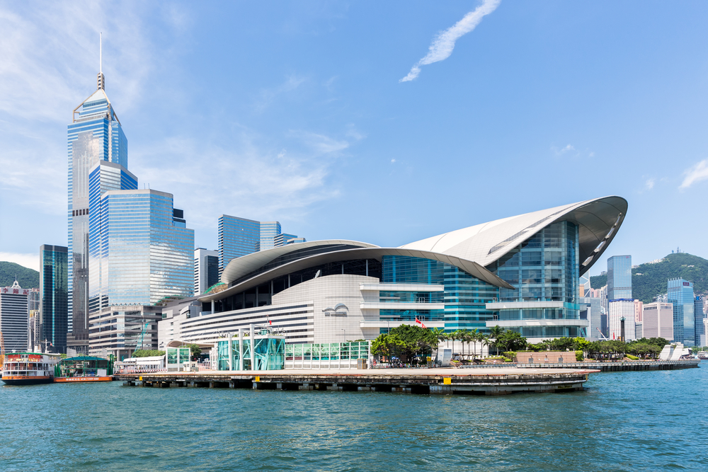 HK Government Plans Convention Centre In Wan Chai TTGmice