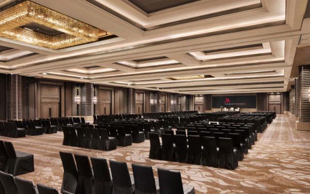 Marriott's new landmark MICE hotel in Asia sets eyes on large meetings |  TTGmice