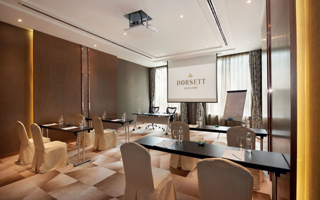 Refreshed Dorsett Kuala Lumpur launches new meeting deal