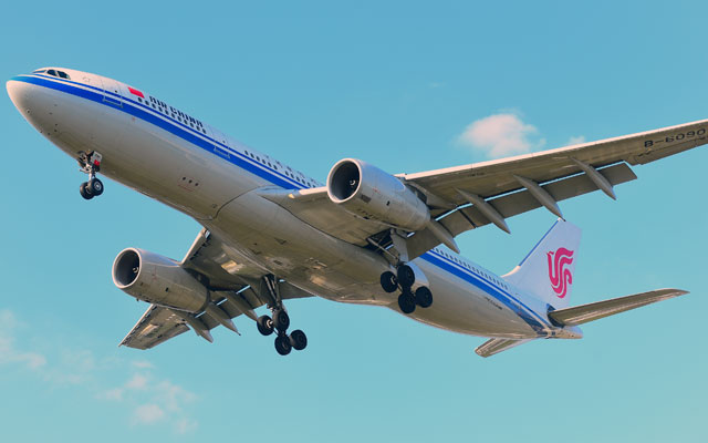 Air China revives  Beijing-Zurich service