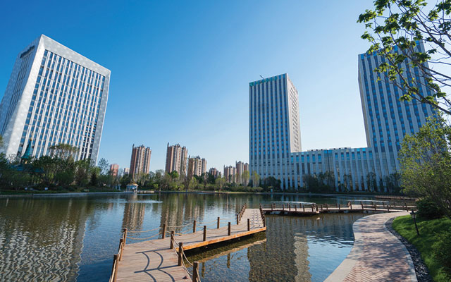 Wanda opens fifth hotel cluster in Harbin