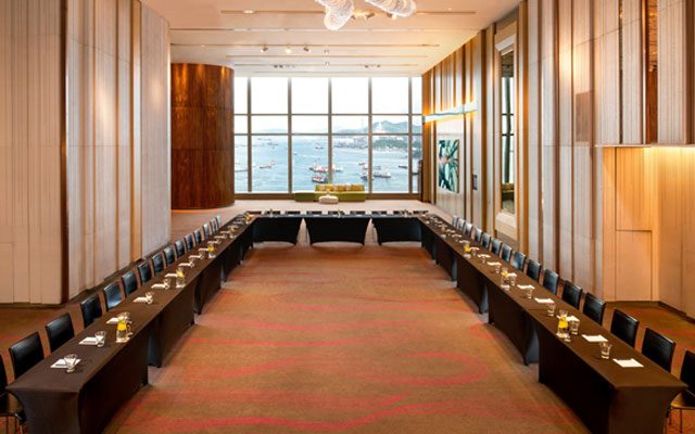 W Hong Kong Leads The Way with meetings package