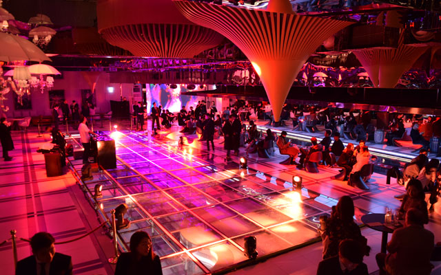 Themed party zones abound in Seoul Dragon City
