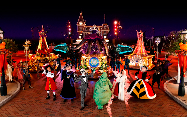 HK Disneyland's ready to spook corporate clients