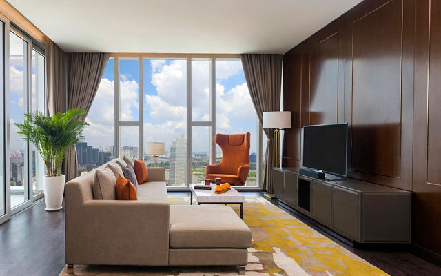 Sedona Suites opens in HCMC