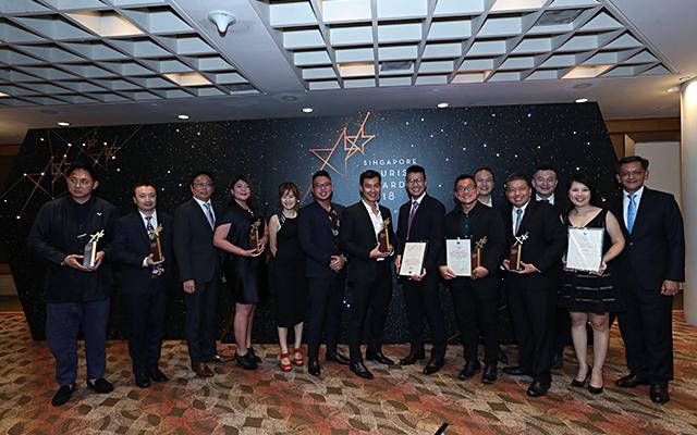 Singapore Tourism Awards 2018