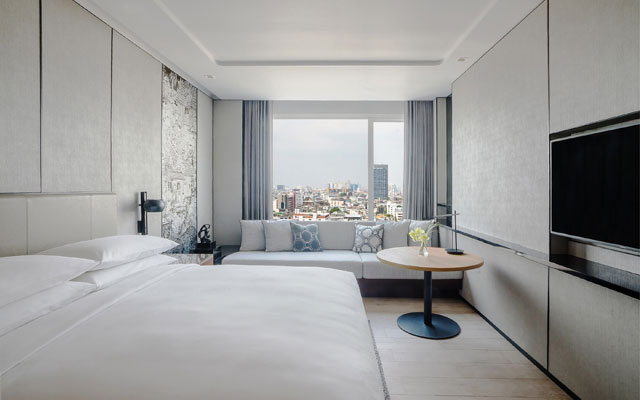 Another Marriott-branded hotel has landed in Bangkok