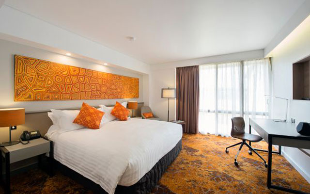 Crowne Plaza Alice Springs Lasseters sports a new look