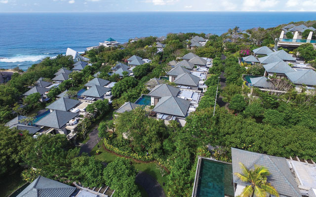 Banyan Tree Ungasan, Bali offers buyout of entire resort