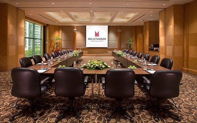 Millennium Hotels & Resorts offers exceptional venues to host your next meeting in Asia