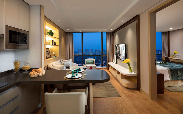 Fourth Ascott serviced residence in Suzhou opens