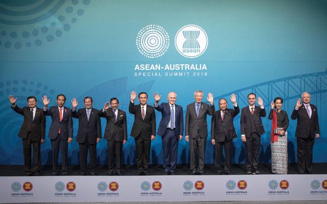ICC Sydney conquers a summit