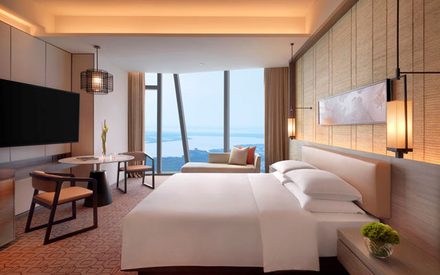 Hyatt Regency Zhenjiang opens in eastern China
