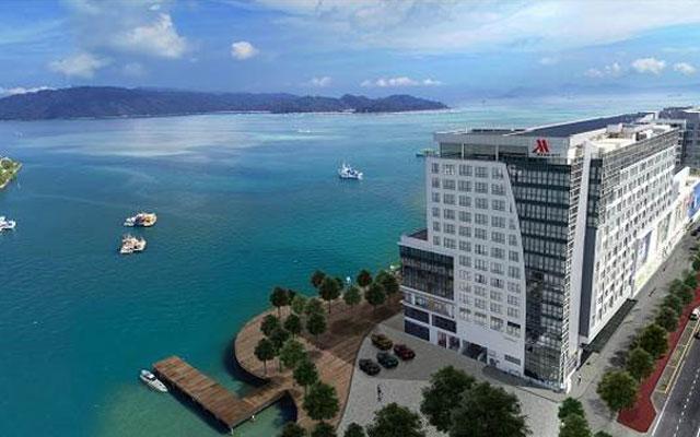 Kota Kinabalu Marriott welcomes guests to Sabah