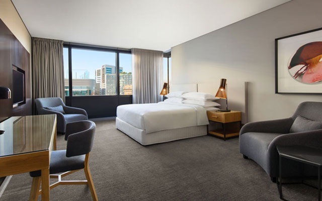 Four Points by Sheraton Sydney, Central Park opens