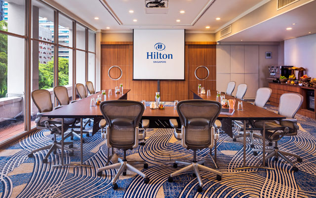 Hilton Singapore introduces bonus perks for events