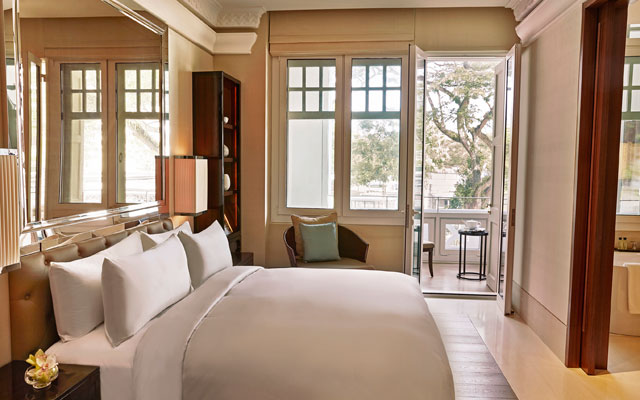 First Kempinski-brand hotel in Singapore to open