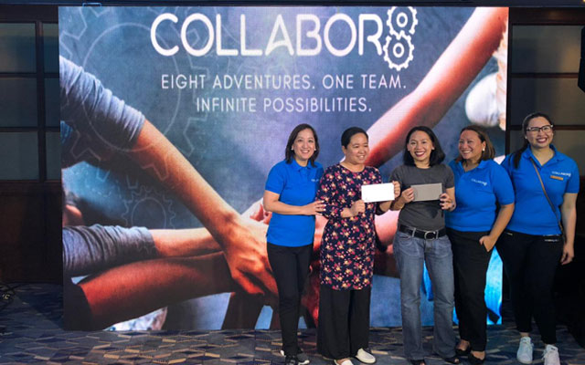 New teambuilding series launches at Shangri-La's Boracay Resort and Spa