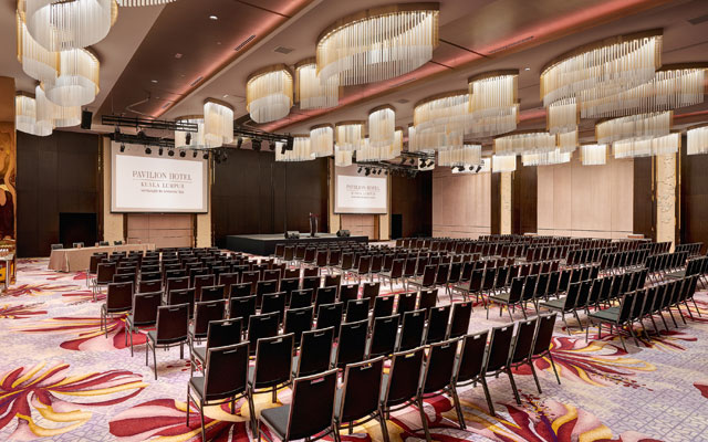 Pavilion Hotel Kuala Lumpur unveils meeting packages