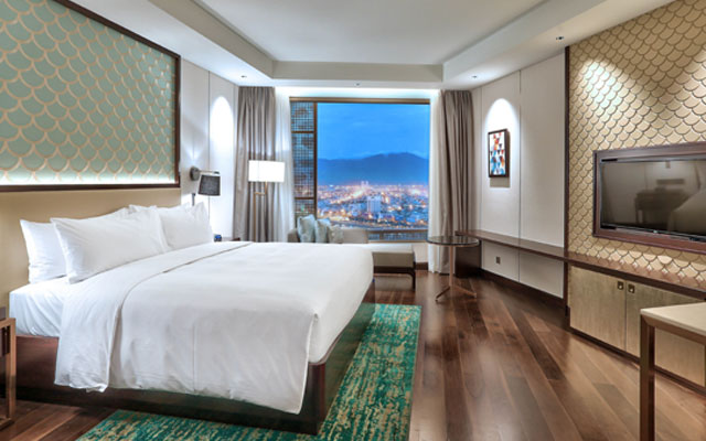 Hilton flagship brand arrives in Danang