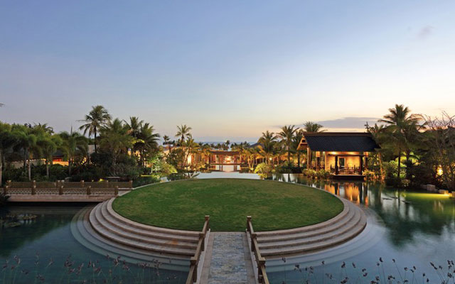 Capella Sanya throws open its doors