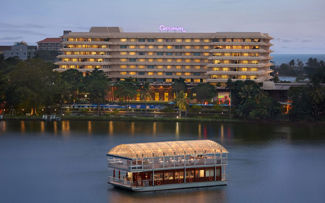 Cinnamon Lakeside Colombo floats out new venue for hire