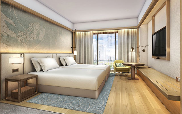 Taipei gets a second Hilton