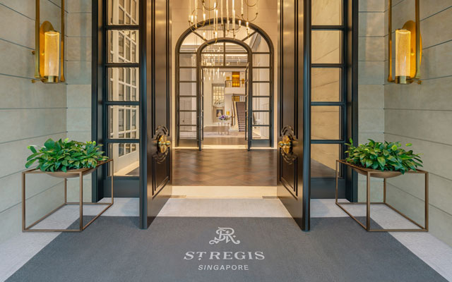St Regis Singapore opens doors to Caroline's Mansion