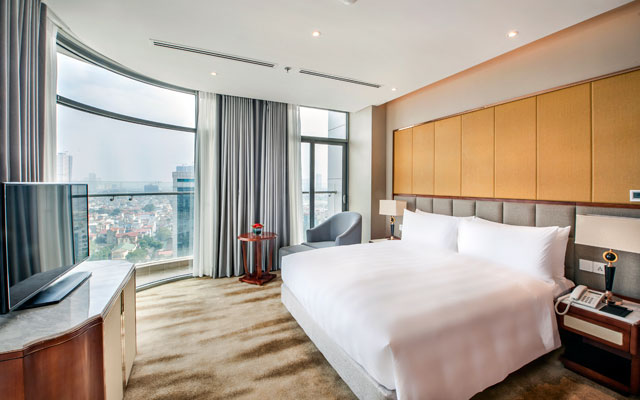 Wyndham Garden launches in Vietnam's capital