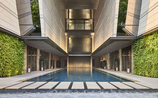 Thailand's second Rosewood opens in Bangkok