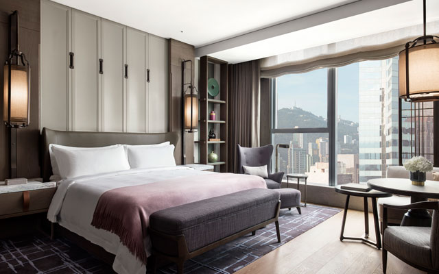 Hong Kong gets first St Regis hotel