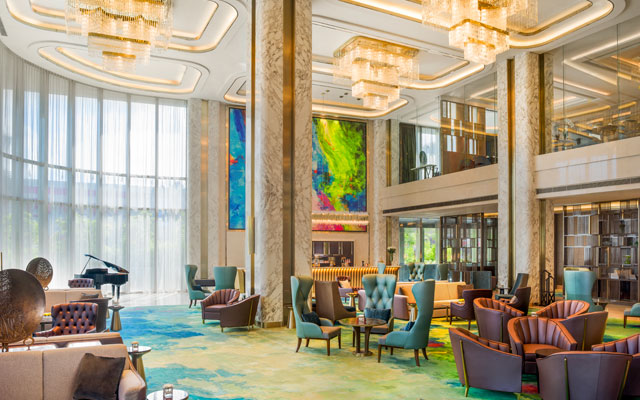 A new InterContinental rises in South Jakarta