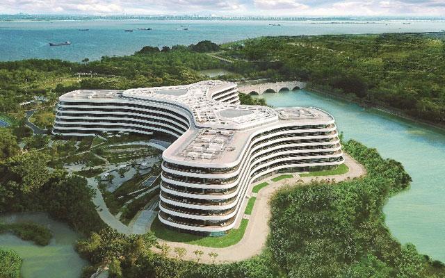 LN Garden Hotel opens in Guangzhou