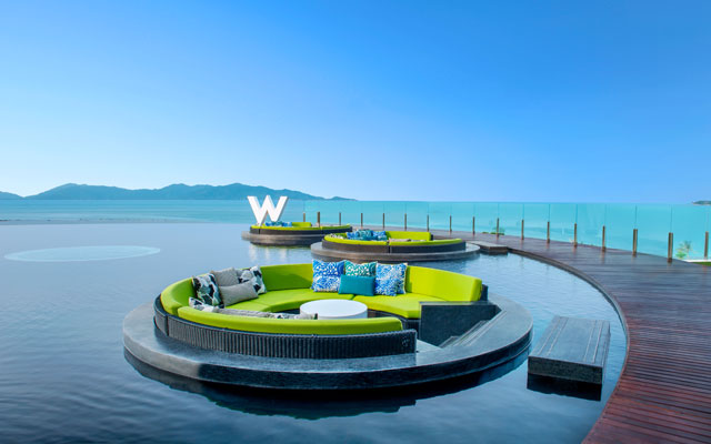 W Koh Samui offers event planners buyout opportunity