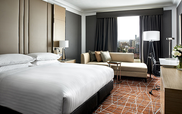 Brisbane Marriott Hotel sports a new look
