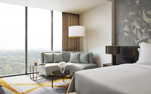 Four Seasons Hotel Bengaluru at Embassy ONE now open