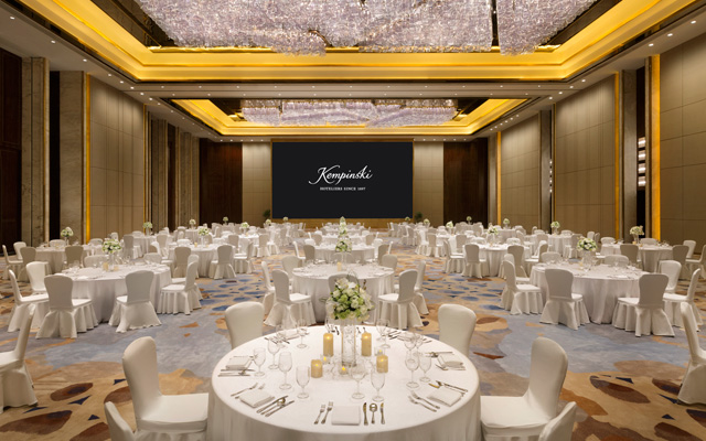 Kempinski Hotels dangle new rewards for planners
