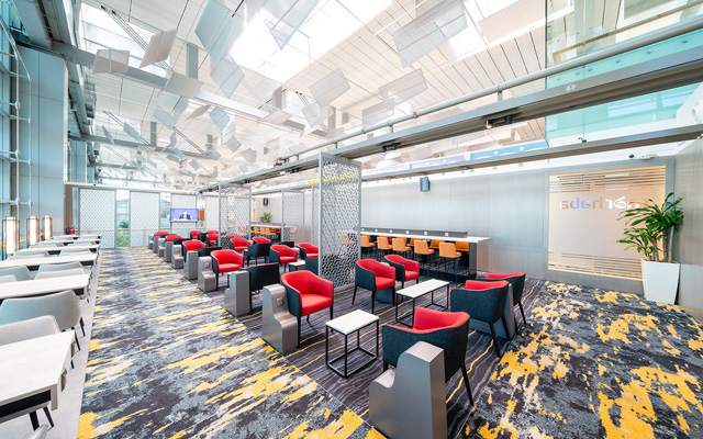 Marhaba opens new lounge at Changi Airport
