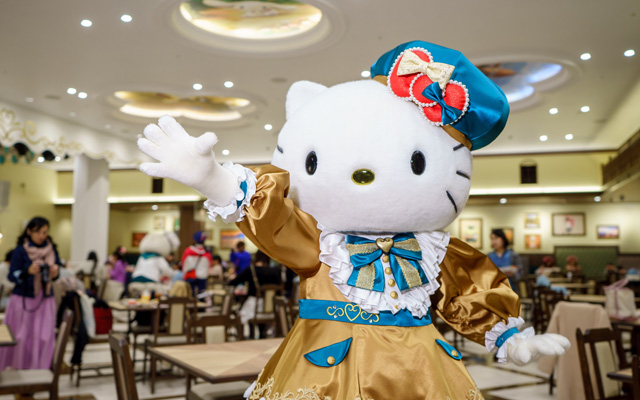 Hello Kitty Land Tokyo now available for corporate events