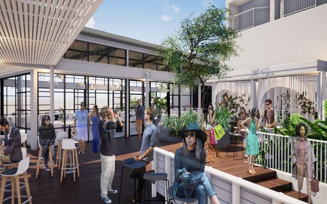 The Island Gold Coast reveals a new Glasshouse