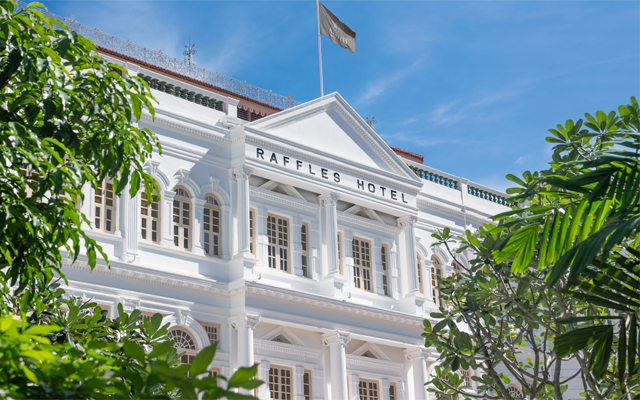 Singapore's Raffles Hotel reopens following two-year facelift