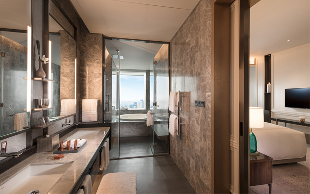 Conrad Shenyang Premium King Bathroom