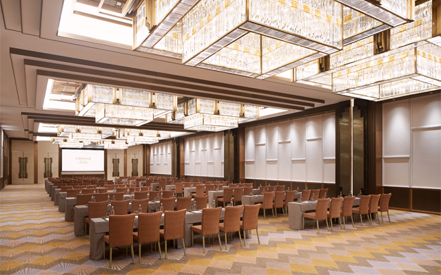 onrad Tianjin Function Room