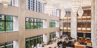 Conrad Tianjin Lobby Lounge