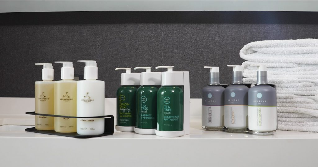 Marriott expands move to eliminate single-use shower toiletries
