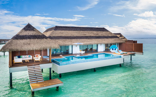 Pullman launches all-inclusive resort in the Maldives