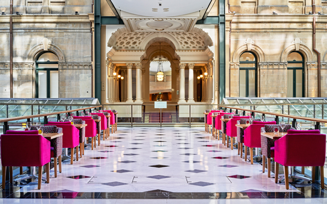The Fullerton Hotel Sydney makes its debut