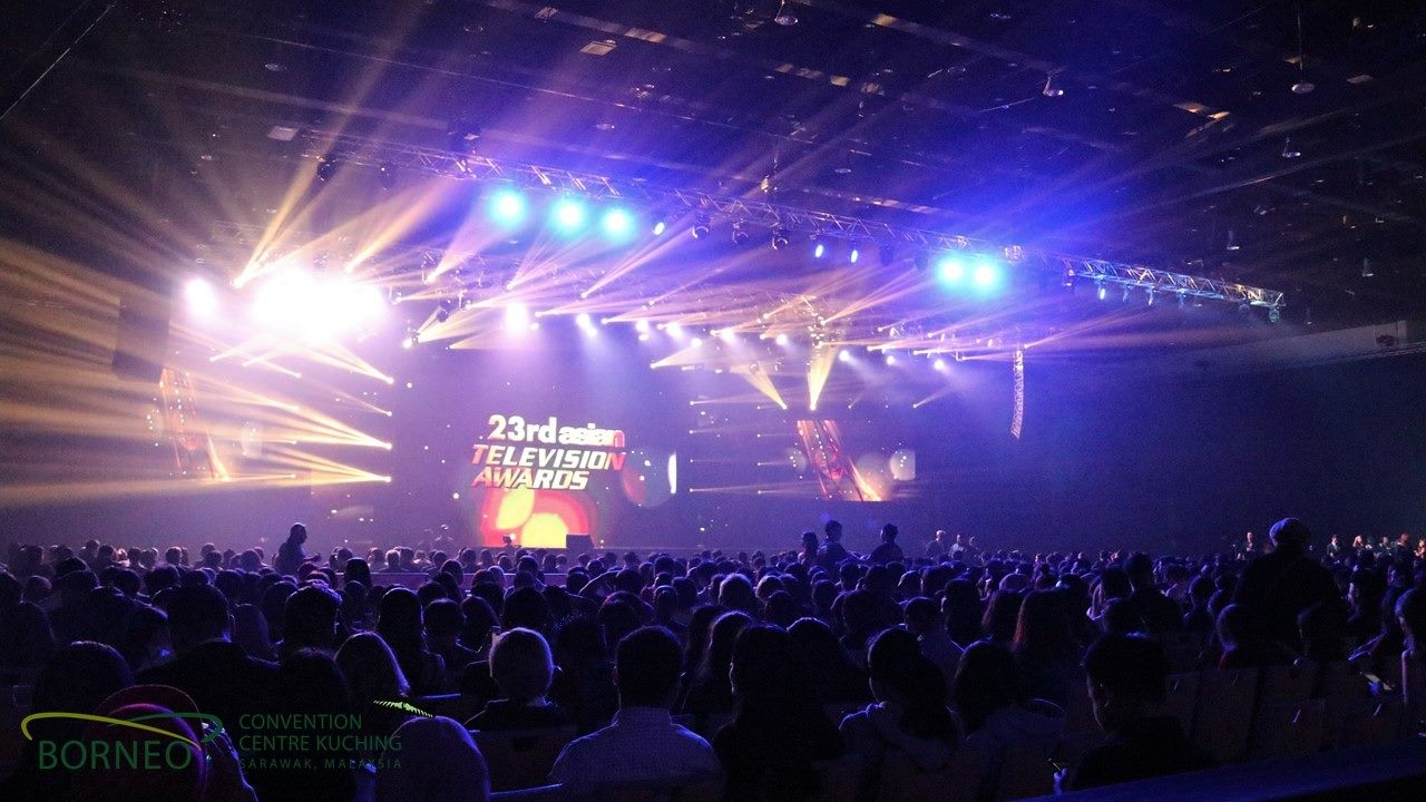Borneo Convention Centre Kuching_Asian Television Awards_ Concert